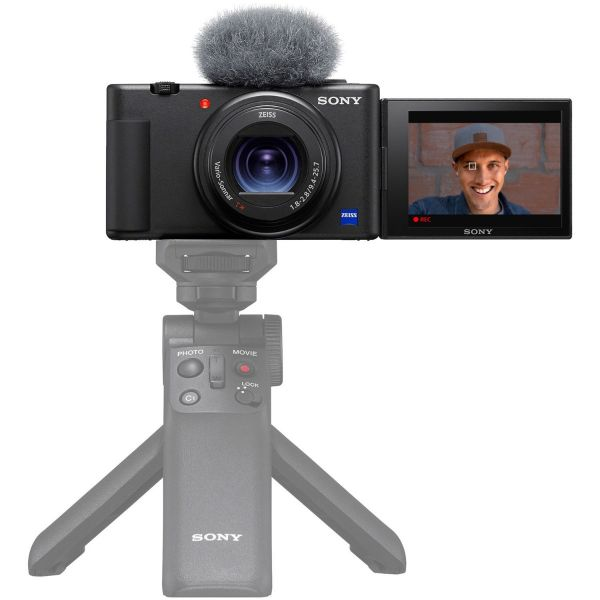 Sony ZV-1 Digital Camera ZV-1 Cameras with Built-in Live Streaming 1268